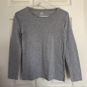 Grey long sleeve shirt!!